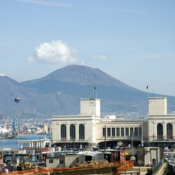 Naples' status as a major port city makes travel to the area relatively easy.