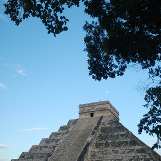 Mexico's ancient Mayan ruins deserve a leisurely look