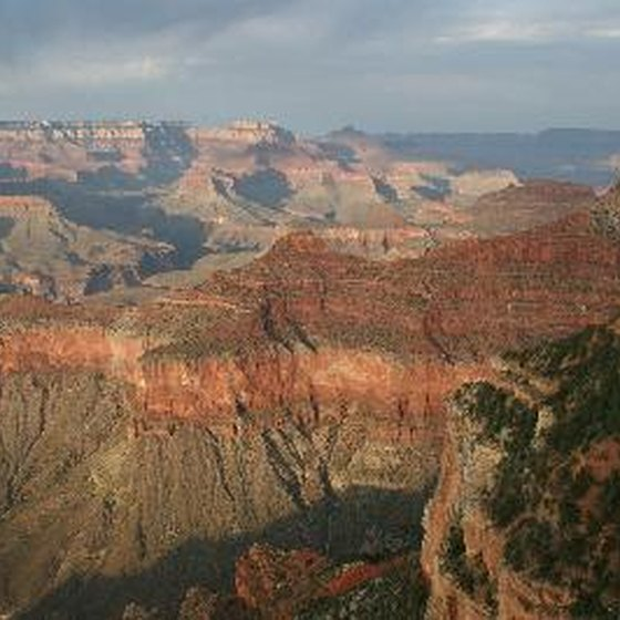 Travel to the Grand Canyon.