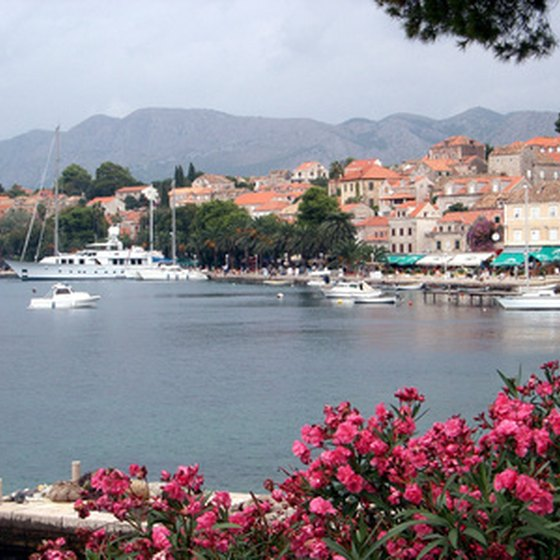 There are several ways to cruise Croatia.