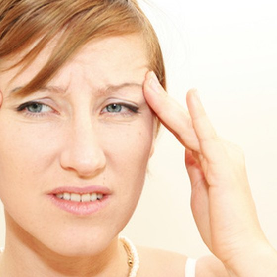 Persistent migraine is a common symptom of Mal de Debarquement Syndrome.