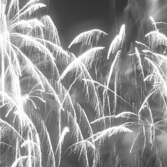 Many Disney World cruises include fireworks viewing.