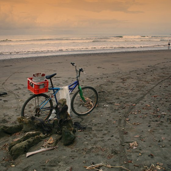 The landscapes in Costa Rica are priceless; the trip isn't.