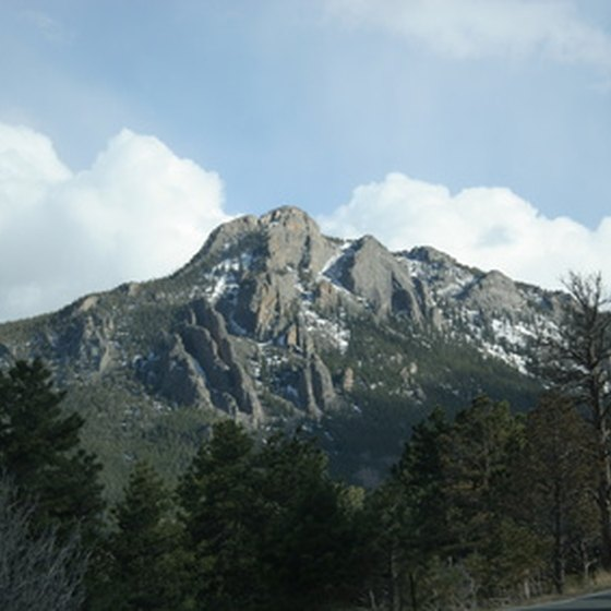 Tour the Rocky Mountains
