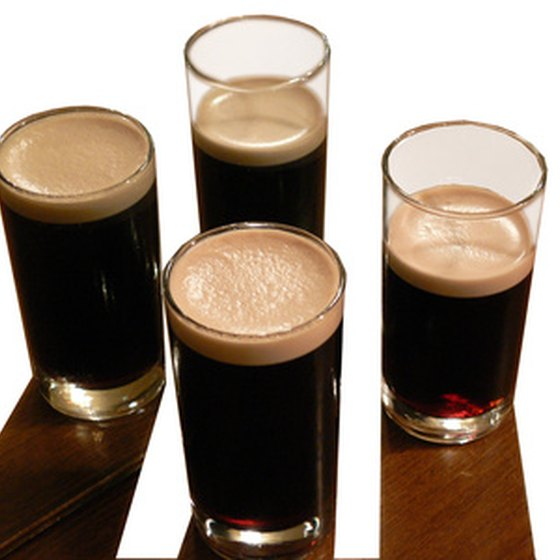 Irish Guinness is one of Ireland's many claims to fame.