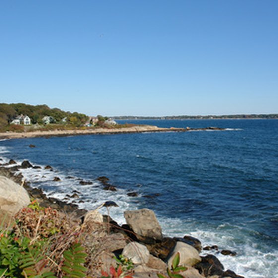 Free things to do north of Boston are found in coastal communities.