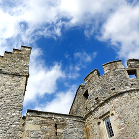 Low-cost and free attractions such as castles and museums help visitors stay on budget.