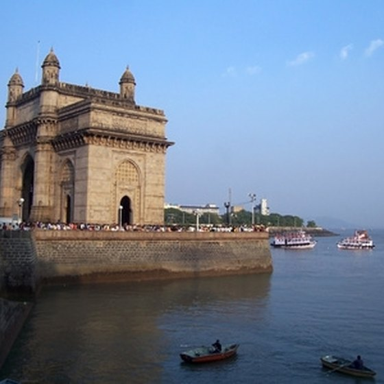Bombay is a group of islands brought together through civil engineering feats.