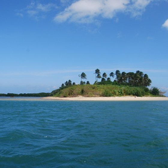 Fiji is known for its lush vegetation.