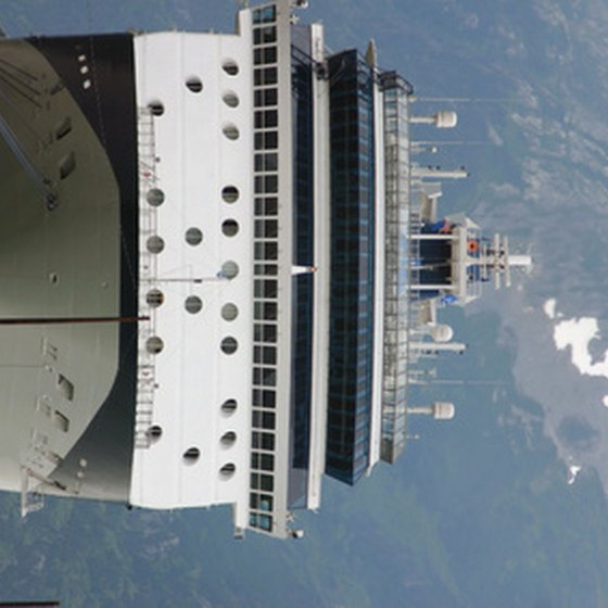 Holland America Line sails around the world, including to Alaska.