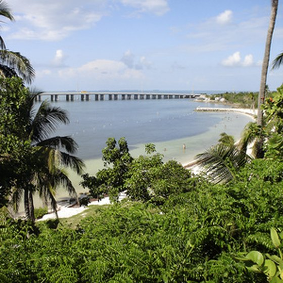 Bahia Honda State Park is in the Florida Keys.
