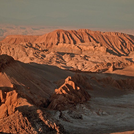 Chile's picturesque Atacama Desert