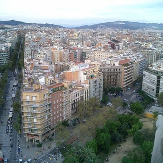 Barcelona is a city known for its arts and culture.