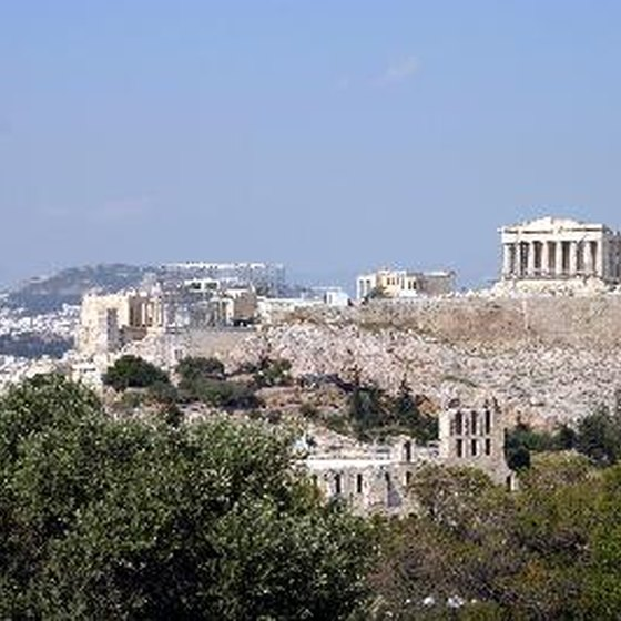 Despite Athens' status as a major tourist destination, it can be difficult to travel there from Bari, Italy.
