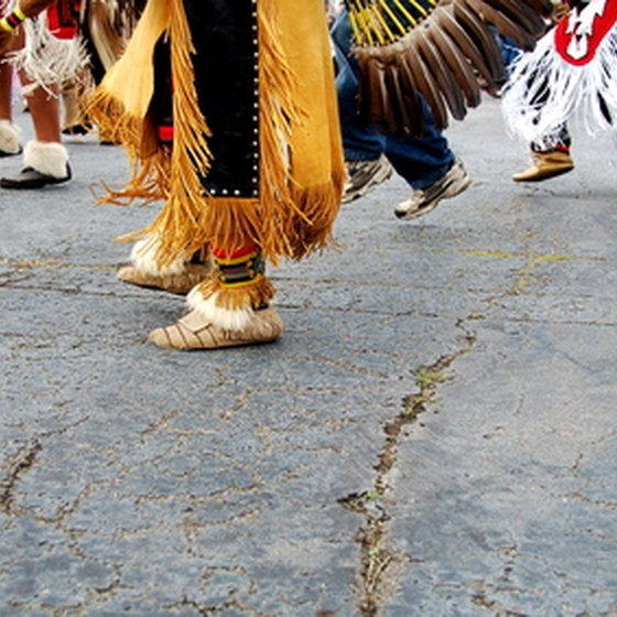 Native American trails offer us a chance to walk in the footsteps of those who traveled our lands hundreds of years ago.