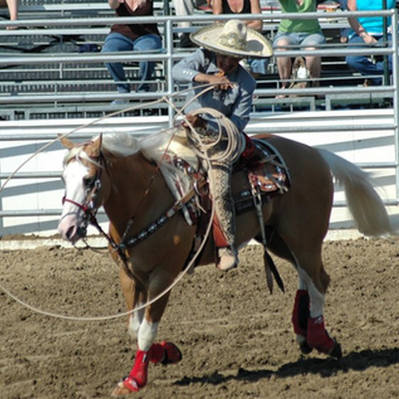 Celebrate Mexican charros at Colima's rodeo festival.