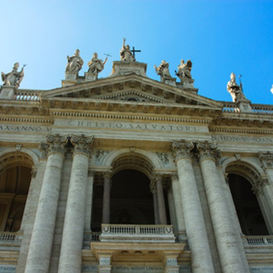 Italy is one of Europe's most popular vaction tour destinations.