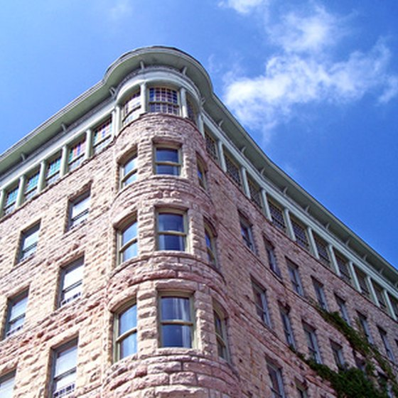 Hotels are part of the history of Washington, D.C.