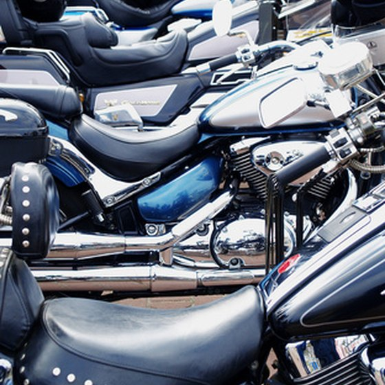 Bike Week is one of many major events in Daytona Beach.