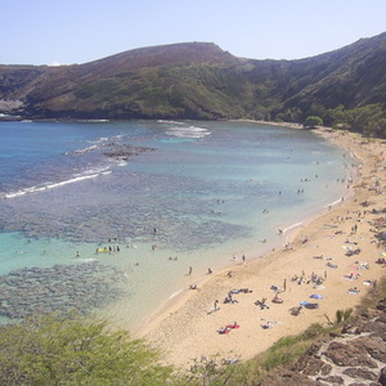 Oahu is one of Hawaii's most popular islands.