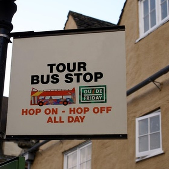 London has a variety of tours to enjoy.