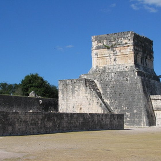 Dating back to the 1400s, these Aztec temples represent an architectural marvel.