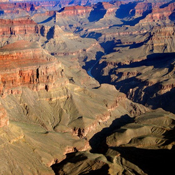 Grand Canyon National Park offers many volunteer vacation opportunities.