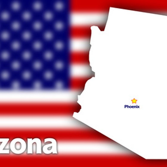 The town of Clifton is located in the southeastern corner of Arizona.