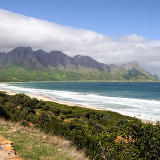 South Africa is a dramatic vacation destination.