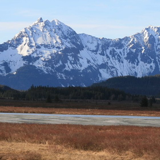 Anchorage's Chugach State Park offers plenty of public campsites.
