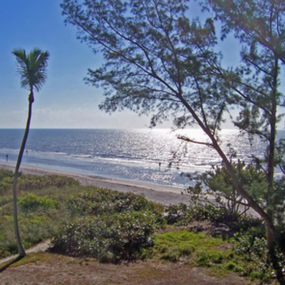 Enjoy a quite retreat on Dauphin Island.