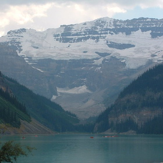 Lake Louise is one the crown jewels of the Canadian Rockies.