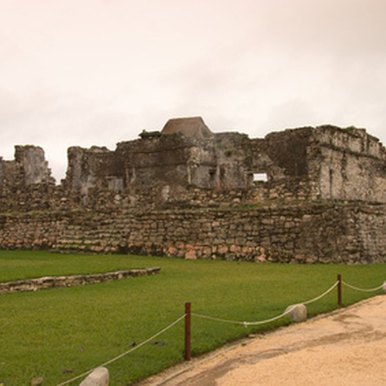 Many of the ecological tours around Cancun are designed to let tourists explore ancient Mayan civilization.