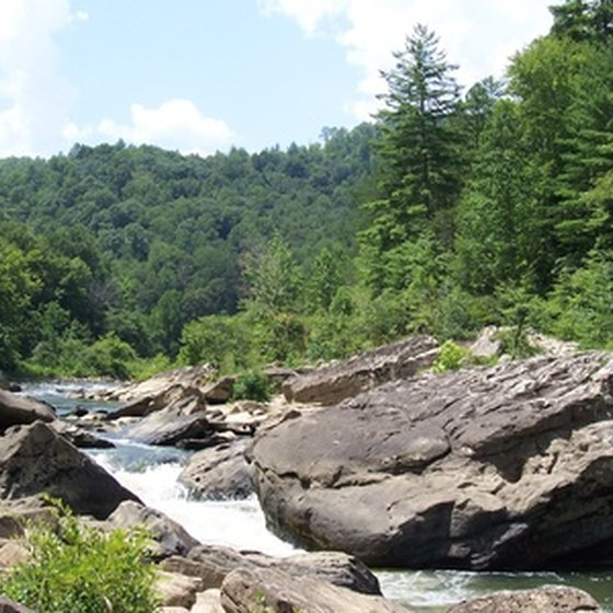 Tennessee offers vacationers beautiful country and plenty of recreation.