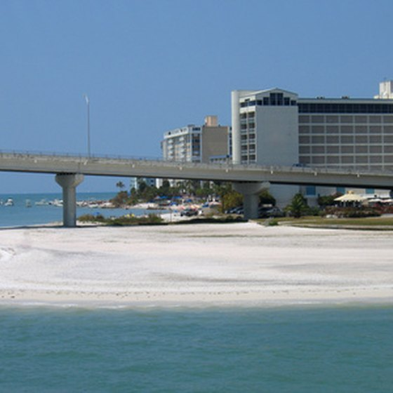 Clearwater's white sand beaches draw many who love warm weather and natural beauty.