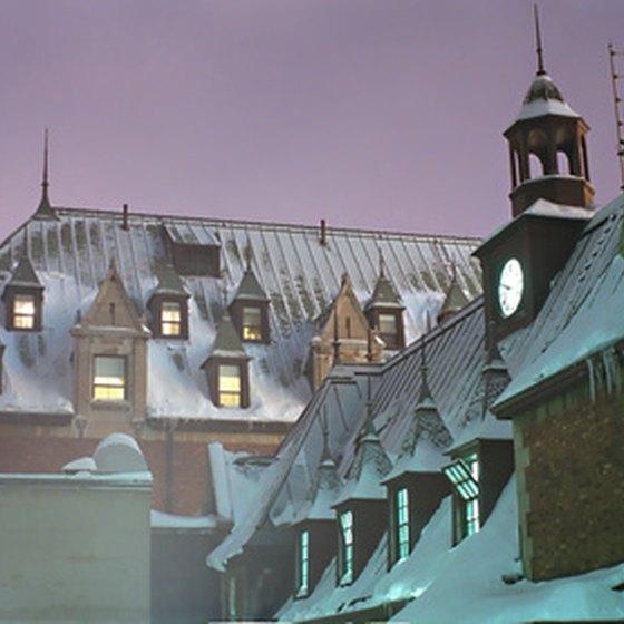 Winter Resorts In Quebec