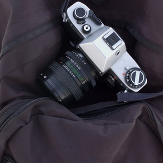 Give your camera a safe trip with careful packing and planning.
