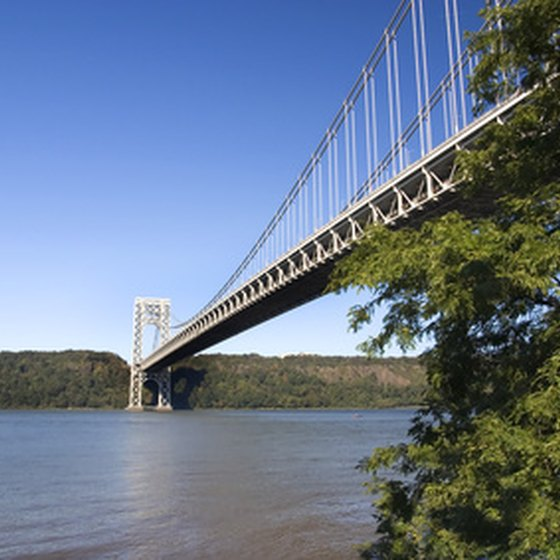 The Hudson River was named after famous explorer Henry Hudson.
