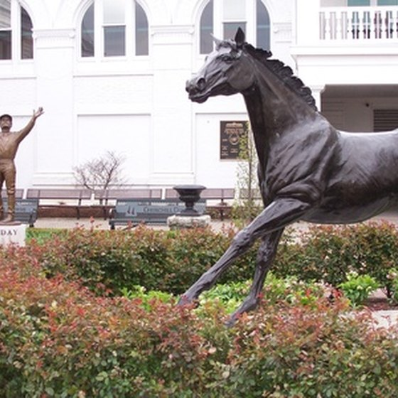Kentucky is home to thoroughbreds, bourbon and bluegrass