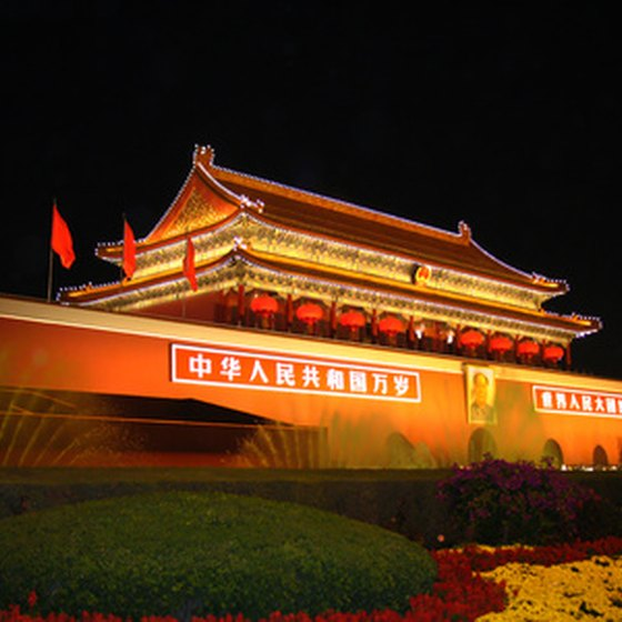 Sites like Tiananmen Square and the Forbidden City make Beijing a popular tourist destination.
