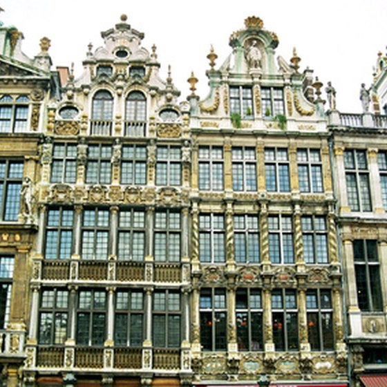 Grande Place, Brussels: a beer city