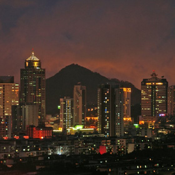 Shenzhen is emblematic of the face of modern China.