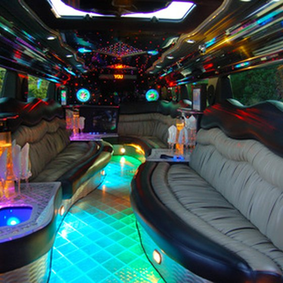 Limousine tours allow travelers to see Washington D.C. at their own pace.