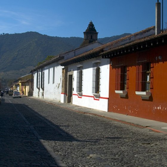 Antigua, Guatemala, offers rich cultural activities during the Christmas season.
