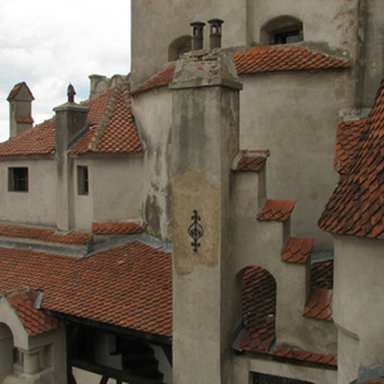 Tour Dracula's Castle on an Eastern European Tour.
