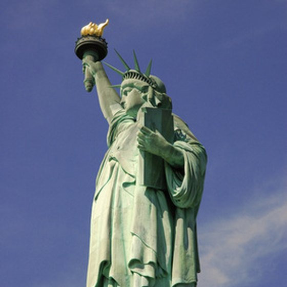 The Statue of Liberty is one of the most enduring symbols of the United States.