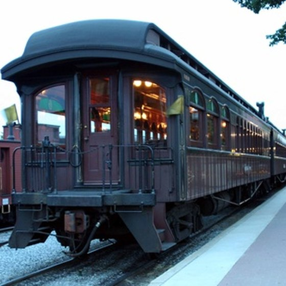 Turn of the Century Train