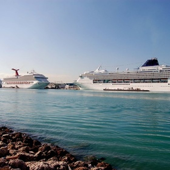 Security on cruise ships is a serious concern.