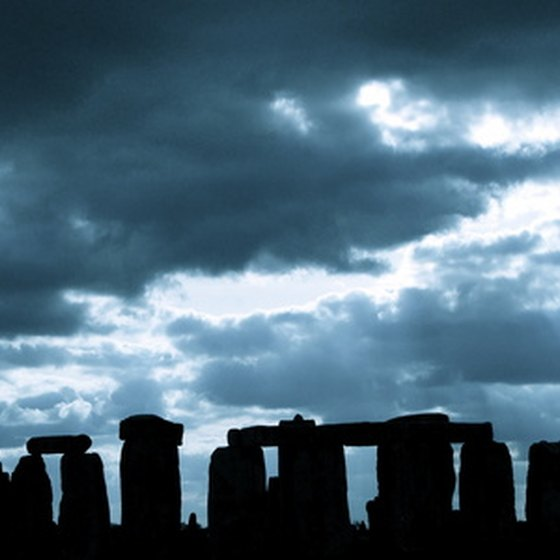 Stonehenge in the United Kingdom dates back to prehistoric times.