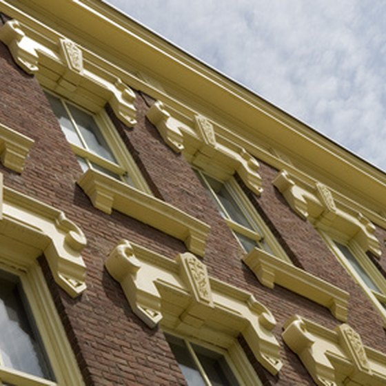 Old bricks and period details are some of the features of historic Walla Walla hotels.